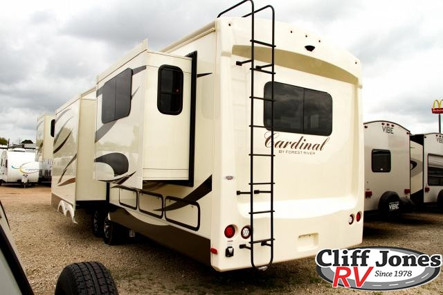 2017 Forest River Cardinal 3950TZ Fifth Wheel
