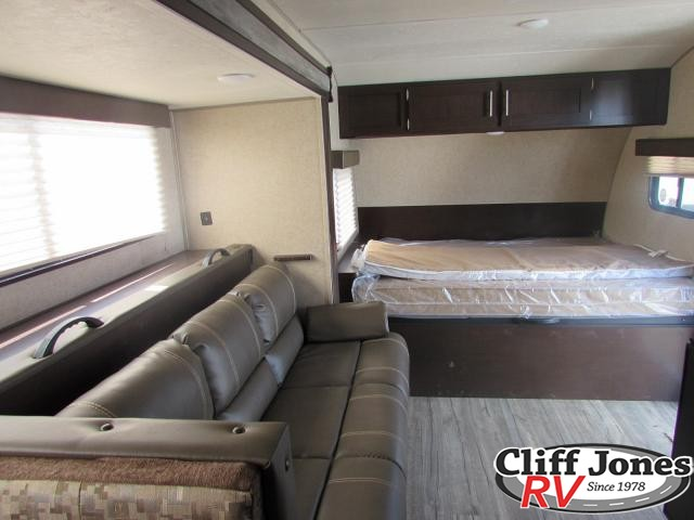 2018 Forest River Cherokee Wolf Pup 18TO Travel Trailer
