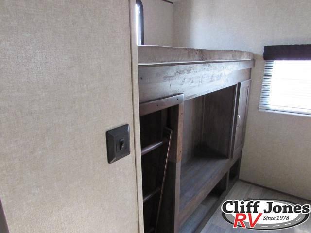 2018 Forest River Vibe 308BHS Travel Trailer