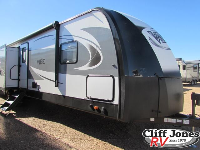2018 Forest River Vibe 313BHS Travel Trailer