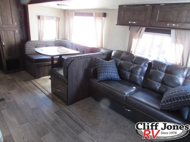 2018 Forest River Vibe 315BHK Travel Trailer
