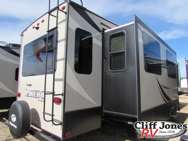 2018 Keystone Laredo 350FB Fifth Wheel