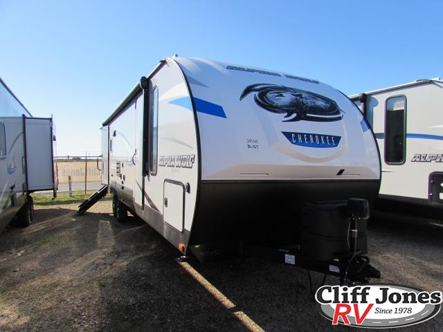 2019 Forest River Alpha Wolf 29DQ Travel Trailer 2