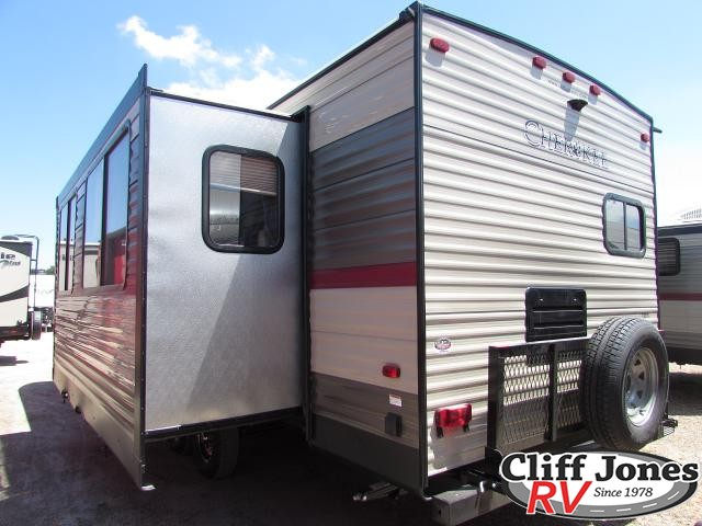 2019 Forest River Cherokee 274RK Travel Trailer