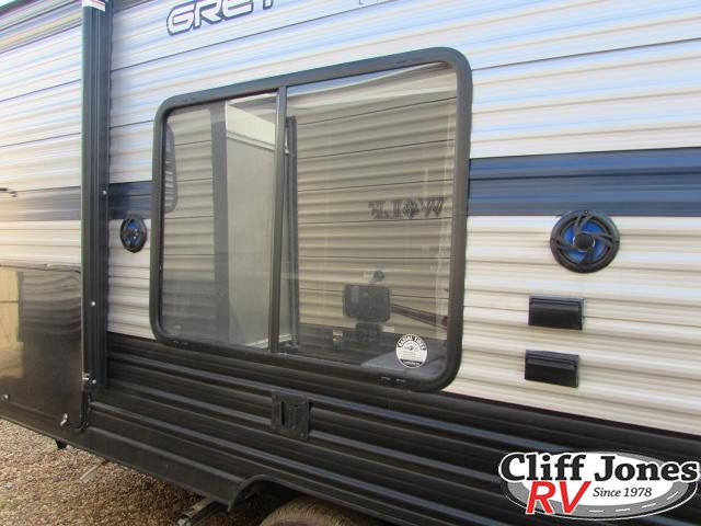 2019 Forest River Cherokee Grey Wolf 24JS Travel Trailer