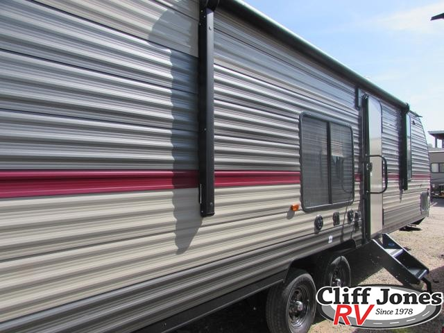 2019 Forest River Cherokee Grey Wolf 26RR Travel Trailer
