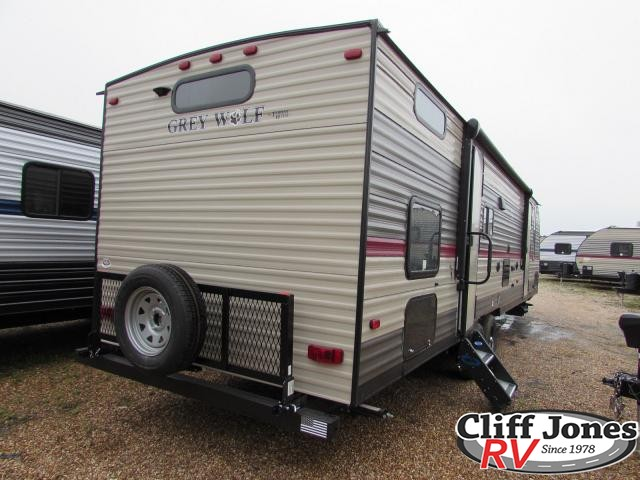 2019 Forest River Cherokee Grey Wolf 29TE Travel Trailer