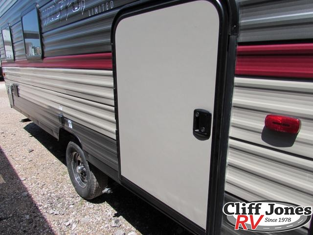 2019 Forest River Cherokee Wolf Pup 16BHS Travel Trailer