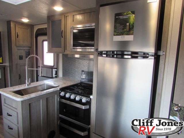 2019 Forest River Vibe 23BH Travel Trailer