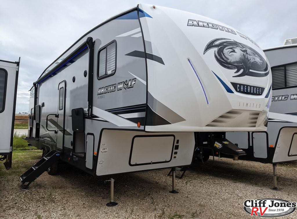 2021 Forest River Arctic Wolf 287BH Bunkhouse Fifth Wheel