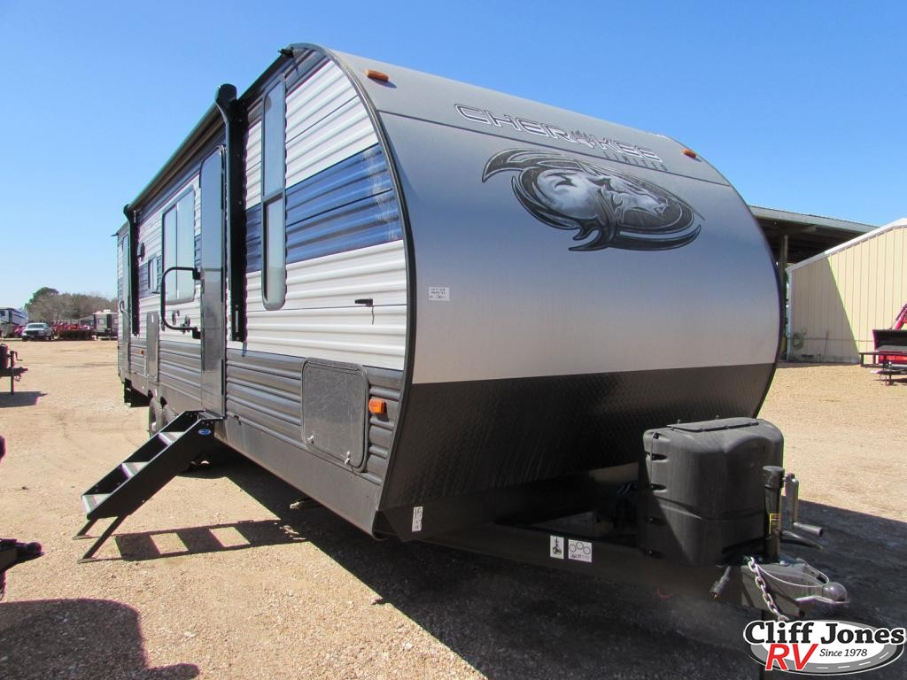 2021 Forest River Cherokee 274BRB Travel Trailer