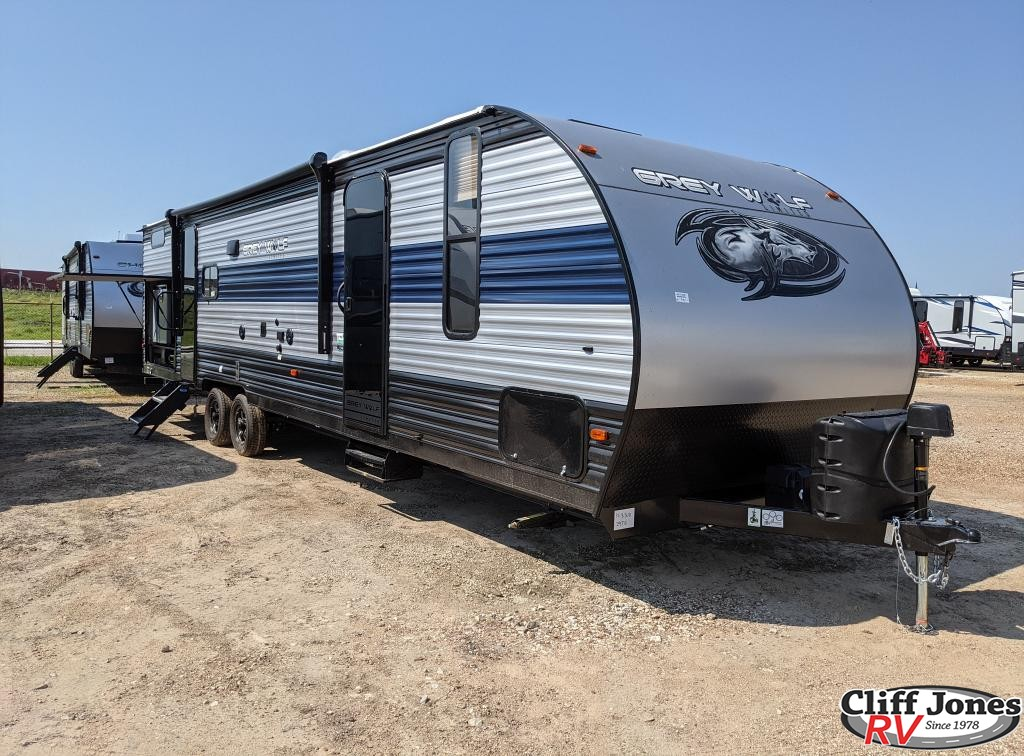 2021 Forest River Grey Wolf 29TE Bunkhouse Travel Trailer
