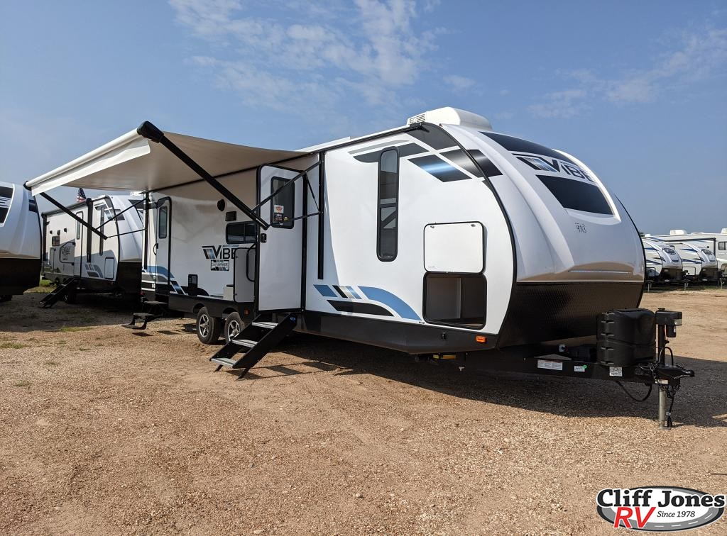 2021 Forest River Vibe 26BH Bunkhouse Travel Trailer