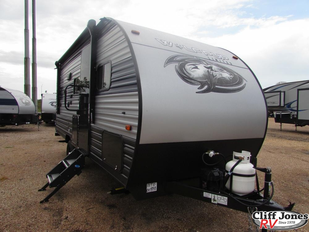 2021 Forest River Wolf Pup 17JG Travel Trailer